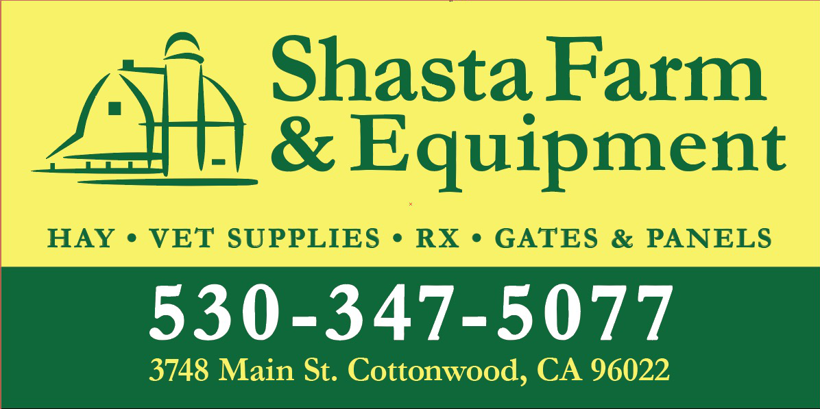 Shasta Farm & Equipment